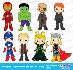 Avengers Clipart   Clipart Panda - Free Clipart Images