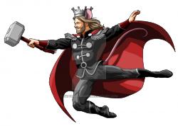 Avengers Nutcracker Series- Thor by SapphireGamgee on DeviantArt