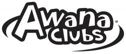 Black and white awana logo clipart