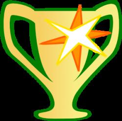 Award Clip Art at Clker.com - vector clip art online, royalty free ...