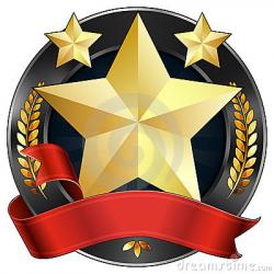 Achievement Award Clipart