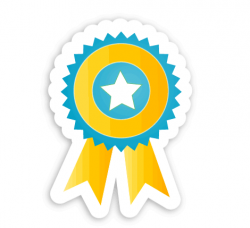 Science Animated Clipart: science-award-animation