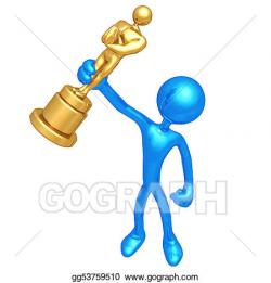 Stock Illustration - Film award. Clipart Drawing gg53759510 - GoGraph