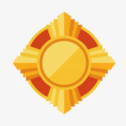 Award Badge, Golden, Medal, Design PNG Image and Clipart for Free ...