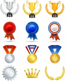 Award ribbon badges free vector download (5,723 Free vector) for ...