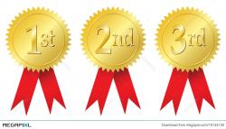 Award Medals Illustration 19134100 - Megapixl