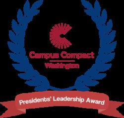 Presidents' Leadership Award - Students Serving Washington Awards