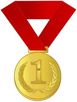 Gold medal / award Clipart - Design Droide