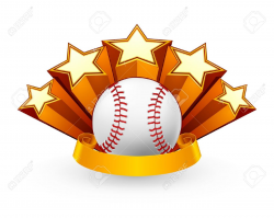Orange Clipart Softball Free collection | Download and share Orange ...