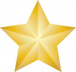 All Star Award Clipart