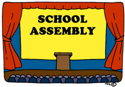Monthly Awards Assembly