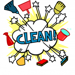 Cleaning Lady Cartoon - Cliparts.co | CLEANING TIPS | Pinterest | Craft