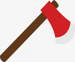 Red Ax, Red, Weapon, Ax PNG and Vector for Free Download
