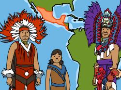 Aztec Clipart aztec person - Free Clipart on Dumielauxepices.net