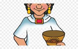 Aztec Warrior Clipart Mesopotamian Person - Png Download ...