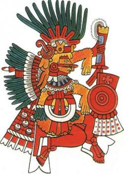 Supernatural Powers and Deities - Aztec Religion
