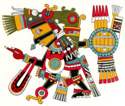 The 10 Most Important Aztec Gods and Goddesses | For Pablo ...