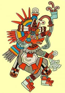 Quetzalcoatl | inspiration | Pinterest | Aztec, Mythology and ...
