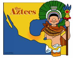 Free Aztec Clip Art by Phillip Martin