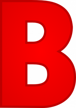 33+ Letter B Clipart | ClipartLook