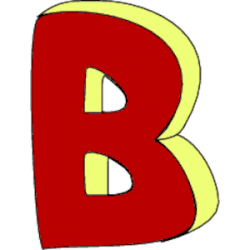 b clipart 5 | Clipart Station
