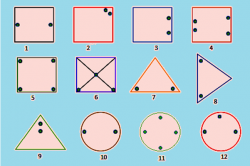 NCERT Solutions For Class 7 Maths Chapter 14 Symmetry pdf