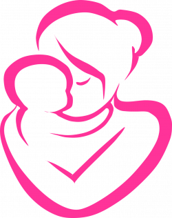 Mother and Child Clipart4   Free Cliparts   Pinterest