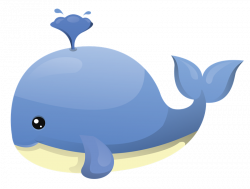 Cute Baby Whale Clip Art | whale nursery | Pinterest | Baby whale ...