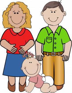 Clipart - family 2