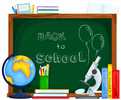 Back to School PNG Clipart Picture | Gallery Yopriceville - High ...