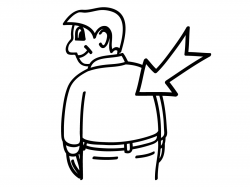 Back Clipart (54+)