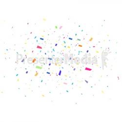 Confetti Background Celebrate - Presentation Clipart - Great Clipart ...