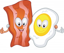 28+ Collection of Bacon And Egg Clipart | High quality, free ...