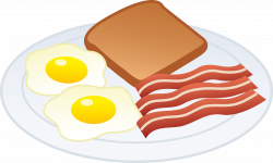 clip art free | Breakfast of Eggs and Bacon | SSI Project ...