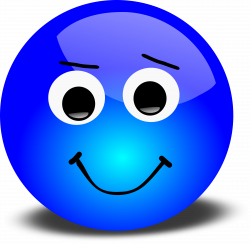 smiley-face emotions clip art | Free 3D Disagreeable Smiley Face ...