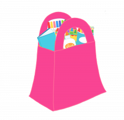 Cute Shopping Bag Clip Art | Displaying 19> Images For - Shopping ...