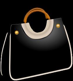 Handbag Black PNG Clip Art - Best WEB Clipart