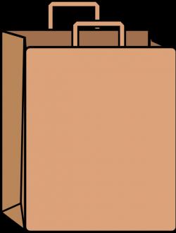 Brown Bag Free Clipart