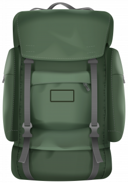 Tourist Backpack PNG Clip Art Image | Gallery Yopriceville - High ...