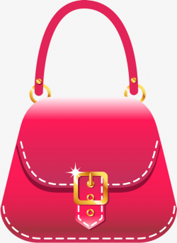 Women's Pink Bag, Pink, Satchel, Bag PNG Image and Clipart for Free ...