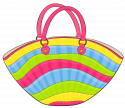 Transparent Beach Bag PNG Clipart   Gallery Yopriceville - High ...
