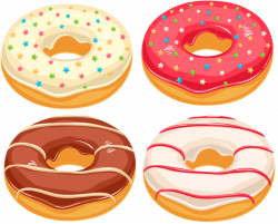 14.png | Clip art, Donuts and Food