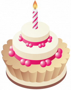 images of myspace baby,s first birthday clipart | birthday-cake-clip ...