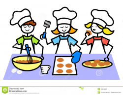 Cartoon Kids Baking Cookies/   Clipart Panda - Free Clipart Images