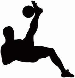 Football Player Silhouette Transparent PNG Clip Art Image | Gallery ...