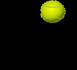 Tennis Ball Bounce Clip Art at Clker.com - vector clip art online ...