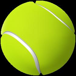 Tennis Ball PNG Clip Art - Best WEB Clipart