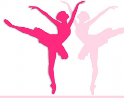 Ballerina clipart transparent - Pencil and in color ballerina ...