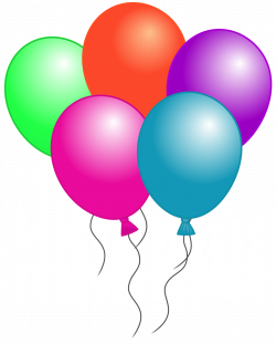 Classroom Treasures: Birthday Balloons | STICKERS | Pinterest | Clip ...