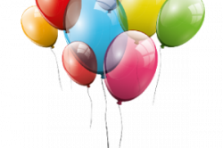 balloons clipart transparent background 1   Clipart Station